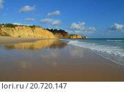 Атлантический океан , Португалия. Стоковое фото, фотограф Калинина Наталья / Фотобанк Лори