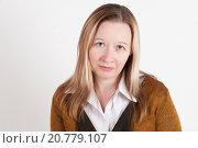 Купить «Осуждающий взгляд», фото № 20779107, снято 20 января 2016 г. (c) Татьяна Едренкина / Фотобанк Лори