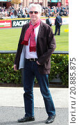 Купить «Louis Walsh at the final of the Gold Fever Best Dressed Competition at Gold Fever Ladies Day during The Punchestown Festival 2015 Featuring: Louis Walsh...», фото № 20885875, снято 1 мая 2015 г. (c) age Fotostock / Фотобанк Лори