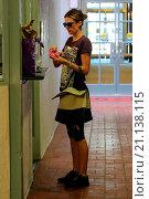 Купить «Rhea Durham picks up her car from the valet after a manicure at Beverly Hills Nail Design Featuring: Rhea Durham Where: Los Angeles, California, United States When: 02 Jul 2015 Credit: WENN.com», фото № 21138115, снято 2 июля 2015 г. (c) age Fotostock / Фотобанк Лори