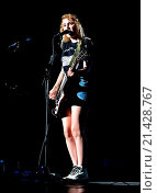 Купить «Hey Violet perform live in concert as supporting act for 5 Seconds of Summer at the Perfect Vodka Amphitheatre Featuring: Miranda Miller Where: West Palm...», фото № 21428767, снято 14 сентября 2015 г. (c) age Fotostock / Фотобанк Лори