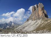 Доломитовые Альпы, Италия (2015 год). Стоковое фото, фотограф Эльвира Рубан / Фотобанк Лори