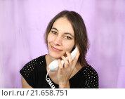 Купить «phone telephone secretary anruferin frau», фото № 21658751, снято 20 мая 2019 г. (c) PantherMedia / Фотобанк Лори
