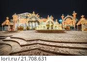 Большой театральный Новый год (2016 год). Редакционное фото, фотограф Baturina Yuliya / Фотобанк Лори