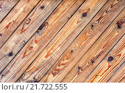 Wooden planks with natural patterns as background, фото № 21722555, снято 6 февраля 2016 г. (c) FotograFF / Фотобанк Лори