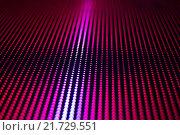 Яркий фон из красных точек. Стоковое фото, фотограф Сергей Блинов / Фотобанк Лори