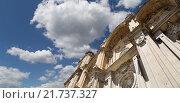 Купить «Кафедральный Собор Воплощения, Гранада, Испания», фото № 21737327, снято 26 августа 2014 г. (c) Владимир Журавлев / Фотобанк Лори