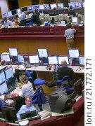 Купить «Frankfurt am Main, German Stock Exchange», фото № 21772171, снято 11 мая 2006 г. (c) Caro Photoagency / Фотобанк Лори