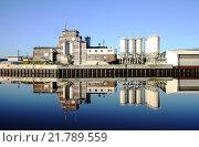 Купить « spiegelung in wasser Hafen von Elsfleth, Reflection in water port of Elsfleth Port», фото № 21789559, снято 22 июля 2019 г. (c) PantherMedia / Фотобанк Лори