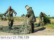Купить «Gardelegen, Germany, military training Altmark in the Colbitz-Letzlingen Heath», фото № 21796139, снято 3 июля 2014 г. (c) Caro Photoagency / Фотобанк Лори