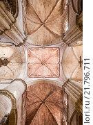 Купить «Siguenza, Spain, the ceiling of the Cathedral of Sigueenza», фото № 21796711, снято 12 августа 2010 г. (c) Caro Photoagency / Фотобанк Лори