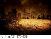 Купить «Background End Time V2», фото № 21870639, снято 15 октября 2018 г. (c) easy Fotostock / Фотобанк Лори