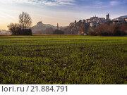Купить «Viviers im stimmungsvollen Morgen Sonnenlicht», фото № 21884791, снято 18 июля 2019 г. (c) PantherMedia / Фотобанк Лори