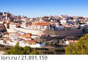Chinchilla de Monte-Aragon. Province of Albacete (2014 год). Стоковое фото, фотограф Яков Филимонов / Фотобанк Лори