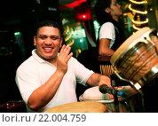 Купить «Smiling musician», фото № 22004759, снято 30 марта 2020 г. (c) easy Fotostock / Фотобанк Лори