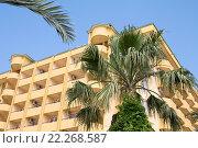 Купить «Отель в Турции», фото № 22268587, снято 25 мая 2008 г. (c) Георгий Shpade / Фотобанк Лори