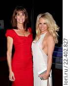 Купить «Last Chance for Animals (LCA) Annual Benefit Gala - Inside Featuring: Alexandra Paul, Pamela Anderson Where: Beverly Hills, California, United States When: 24 Oct 2015 Credit: FayesVision/WENN.com», фото № 22402827, снято 24 октября 2015 г. (c) age Fotostock / Фотобанк Лори