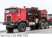 Купить «Kenworth C500K», фото № 22458723, снято 20 апреля 2013 г. (c) Art Konovalov / Фотобанк Лори