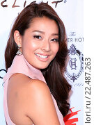 Купить «Asian World Film Festival awards at The Culver Hotel - Red Carpet Arrivals Featuring: Sumire Matsubara Where: Los Angeles, California, United States When: 26 Oct 2015 Credit: WENN.com», фото № 22487263, снято 26 октября 2015 г. (c) age Fotostock / Фотобанк Лори