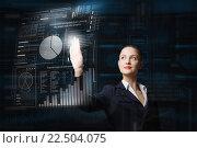 Купить «Modern technologies in use», фото № 22504075, снято 21 сентября 2012 г. (c) Sergey Nivens / Фотобанк Лори