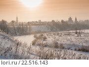 Суздаль, Золотое Кольцо. Стоковое фото, фотограф Светлана Соколова / Фотобанк Лори
