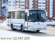 Купить «KAvZ 4235 Avrora», фото № 22547203, снято 4 ноября 2013 г. (c) Art Konovalov / Фотобанк Лори