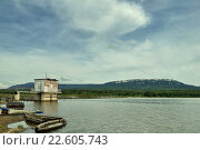 Купить «Озеро Зюраткуль, Южный Урал, летний пейзаж», фото № 22605743, снято 16 августа 2009 г. (c) Зезелина Марина / Фотобанк Лори