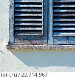 grey window castellanza palaces italy. Стоковое фото, фотограф Zoonar/LKPRO / easy Fotostock / Фотобанк Лори