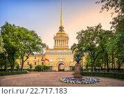 Купить «Памятник Глинке у Адмиралтейства», фото № 22717183, снято 12 июня 2015 г. (c) Baturina Yuliya / Фотобанк Лори