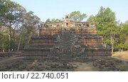 Купить «Храмы Ангкор Ват, Сием Рип, Камбоджа», видеоролик № 22740051, снято 28 апреля 2016 г. (c) Михаил Коханчиков / Фотобанк Лори