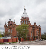 Обоянь. Троицкий собор, фото № 22765179, снято 30 апреля 2016 г. (c) Алексей Шаповалов (Стерх) / Фотобанк Лори