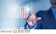Купить «Analyzing sales data», фото № 22833935, снято 24 февраля 2011 г. (c) Sergey Nivens / Фотобанк Лори