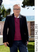the director Marco Bellocchio during the photocall of the film Fai Bei Sogni. 48 edition of 'Quinzaine des realisateurs', parallel to the official selection... (2016 год). Редакционное фото, фотограф Maria Laura Antonelli / AGF/Maria Laura Antonelli / age Fotostock / Фотобанк Лори