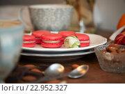 Десерт. Стоковое фото, фотограф Екатерина Давыдова / Фотобанк Лори
