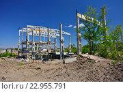 Заброшенный завод АТЗ. Стоковое фото, фотограф Александр Палехов / Фотобанк Лори