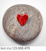 Не каменное сердце. Стоковое фото, фотограф Екатерина Давыдова / Фотобанк Лори