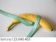 Лишний вес, диета. Стоковое фото, фотограф Колокольцева Людмила / Фотобанк Лори