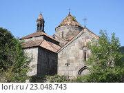 Купить «Монастырь Ахпат. Армения», фото № 23048743, снято 24 июня 2015 г. (c) Людмила Травина / Фотобанк Лори