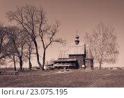 Никольская Церковь. Стоковое фото, фотограф Илья Беспальчиков / Фотобанк Лори
