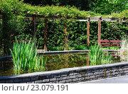 Купить «Парк Святой Анны, Клонтарф. Дублин, Ирландия», фото № 23079191, снято 22 мая 2016 г. (c) Татьяна Кахилл / Фотобанк Лори
