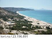 Райские пляжи острова Кос. Стоковое фото, фотограф Дмитрий Наумов / Фотобанк Лори