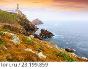 Купить «lighthouse on rocky coast», фото № 23199859, снято 20 ноября 2018 г. (c) Яков Филимонов / Фотобанк Лори
