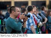 Профессия - фотограф (2016 год). Редакционное фото, фотограф Евгений Талашов / Фотобанк Лори