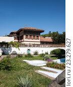 Купить «Бахчисарай. Ханский  дворец», фото № 23279627, снято 19 июля 2015 г. (c) Светлана Овчинникова / Фотобанк Лори