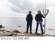 Picture of fisherman, фото № 23300491, снято 8 апреля 2015 г. (c) Sergey Nivens / Фотобанк Лори