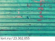 Купить «old wooden boards painted in blue background», фото № 23302055, снято 30 сентября 2015 г. (c) Syda Productions / Фотобанк Лори