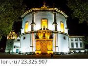 Mosteiro da Serra do Pilar (Porto, Portugal). Стоковое фото, фотограф José Manuel Alvarez / age Fotostock / Фотобанк Лори