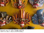 Купить «Traditional Masks of Sri Lanka», фото № 23338827, снято 21 июля 2019 г. (c) age Fotostock / Фотобанк Лори
