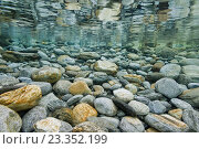 stream landscape of Verzasca, Ticino, Switzerland. Стоковое фото, фотограф Thomas Aichinger / VWPics / age Fotostock / Фотобанк Лори
