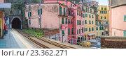 Вернацца, Чинкве-Терре, Италия (2016 год). Редакционное фото, фотограф Станислав Мороз / Фотобанк Лори